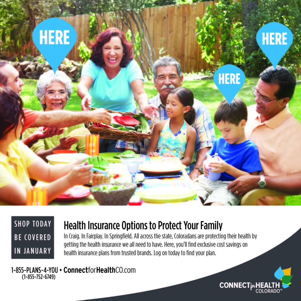 Connect for Health Colorado Ad